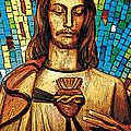 Jesus  by Sandra Selle Rodriguez