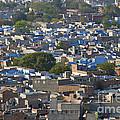 Jodphur, India by John Shaw