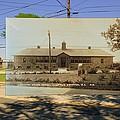 Josephine F. Wilbur School In Little Compton Rhode Island by Jeff Hayden