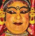 Katakali Actor In India by George Atsametakis