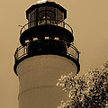 Key West Lighthouse by Ed Gleichman
