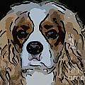 King Charles Art by Dale Powell