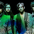 Kings Of Leon by Marvin Blaine