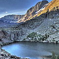 Kit Carson Peak And Willow Lake by Aaron Spong