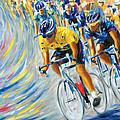 Pro Bike Racing Paris by Stan Sweeney