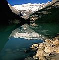 Lake Louise Iv by Sharon Elliott