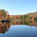 Lake Tamarack  by David Dittmann