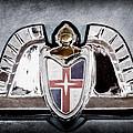 Lincoln Emblem by Jill Reger