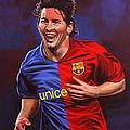 Lionel Messi  by Paul Meijering
