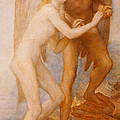 Love And Life by George Frederic Watts