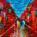 Lungkot Sa Likod Ng Pahiyas by Paul Hilario