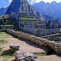Machu Picchu Peru by Ryan Fox