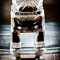 Mack Truck Hood Ornament by Jill Reger