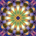 Mandala 105 by Terry Reynoldson