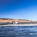Mcnary Dam by Robert Bales