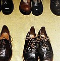 Mens Fine Italian Leather Shoes by Lilliana Mendez