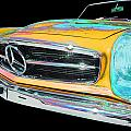Mercedes Benz by Allan Price