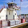 Merrimac Ferry - Wisconsin by Steven Ralser