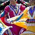 Mexican Folk Dancers by Jason O Watson