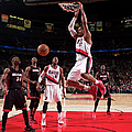 Miami Heat V Portland Trail Blazers by Sam Forencich