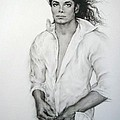 Michael Jackson by Guillaume Bruno