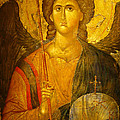 Michael The Archangel by Ellen Henneke