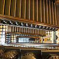 Michigan Capitol Stairwell by Gej Jones