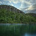 2 Mile Point Cliffs by Jakub Sisak