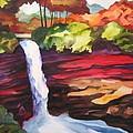 Minnehaha Falls II by Steve Brumbaugh