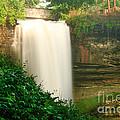 Minnehaha Falls by Joe Mamer