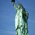 Miss Liberty by Paul Mashburn