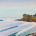 Mitchell's Cove by Peter Forbes