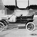 Model T Ford, 1908 by Granger