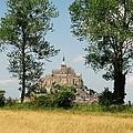Mont St. Michel by Mary Ellen Mueller Legault