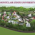 Montclair State University by Rhett and Sherry  Erb
