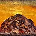 Morro Rock 3007 by Barbara Snyder