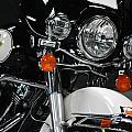 Motorcycle by Beth Sanders