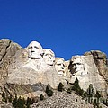 Mt Rushmore by Jesse Markham