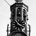 Munttoren Clock Tower by Gregory Alan