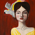 Natalie And Her White Bird by Lucy Chen