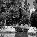 National Garden In Athens by George Atsametakis