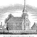New Jersey Church, 1844 by Granger
