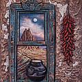 New Mexico Window by Ricardo Chavez-Mendez