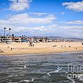 Newport Beach In Orange County California by Paul Velgos