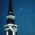 Night Church by Cynthia Syracuse