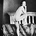 Nude Posing, C1850 by Granger