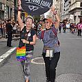 Nyc Gay Pride 2011 by Mark Gilman