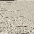 Ocean Sand Art by Iris Richardson