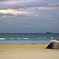 Ocean View 1 - Miami Beach - Florida by Madeline Ellis