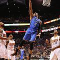 Oklahoma City Thunder V Phoenix Suns by Christian Petersen